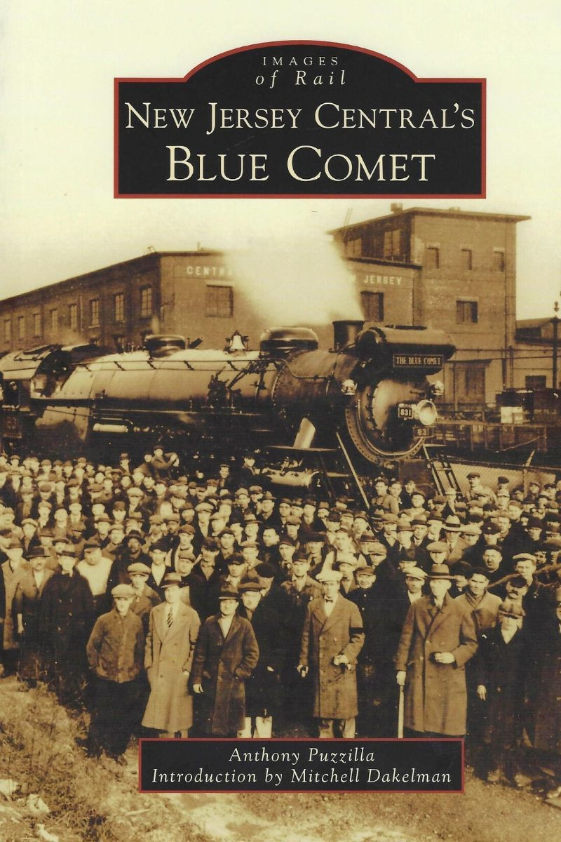 New Jersey Central's Blue Comet (2017, Arcadia)​